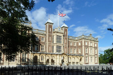 Hounslow, Kneller Hall, home of the Royal Military School of Music. Middlesex © Robin Webster